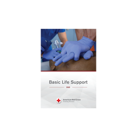 American Red Cross Basic Life Support DVD