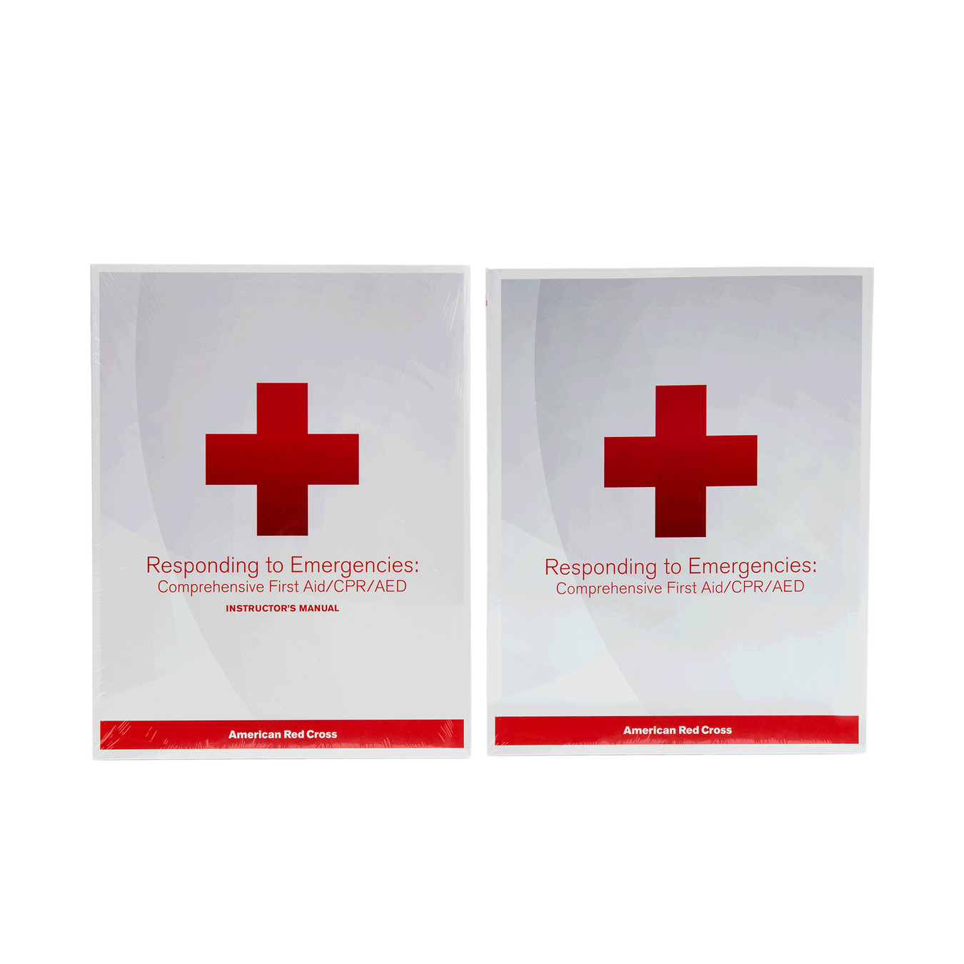 Responding To Emergencies Instructor S Kit Red Cross Store