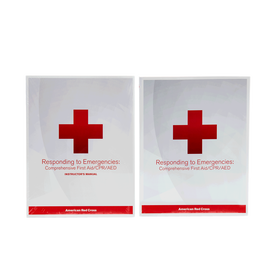 Responding to Emergencies Instructors Kit