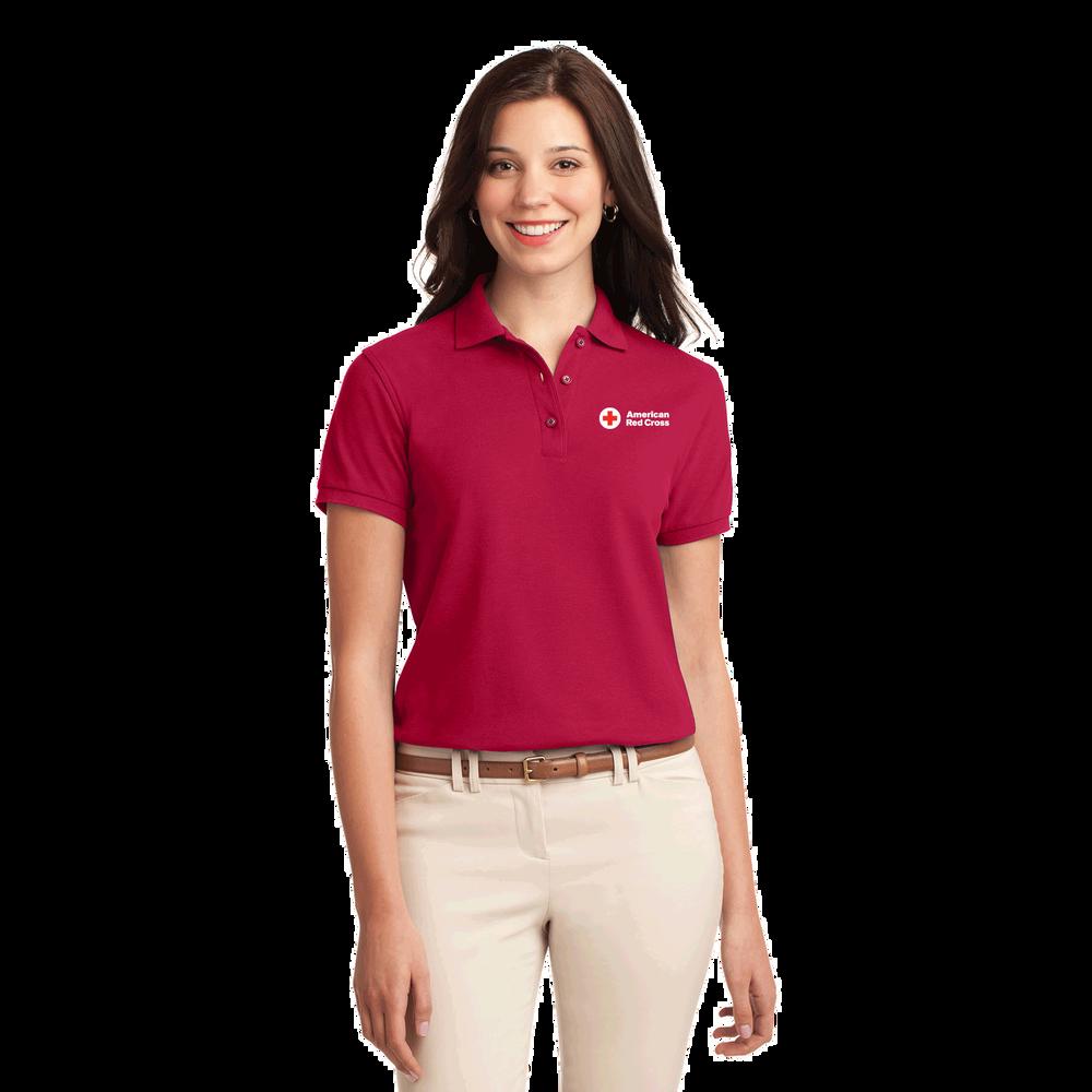 Women s Cotton Polo Shirt  3dafe9d1a8