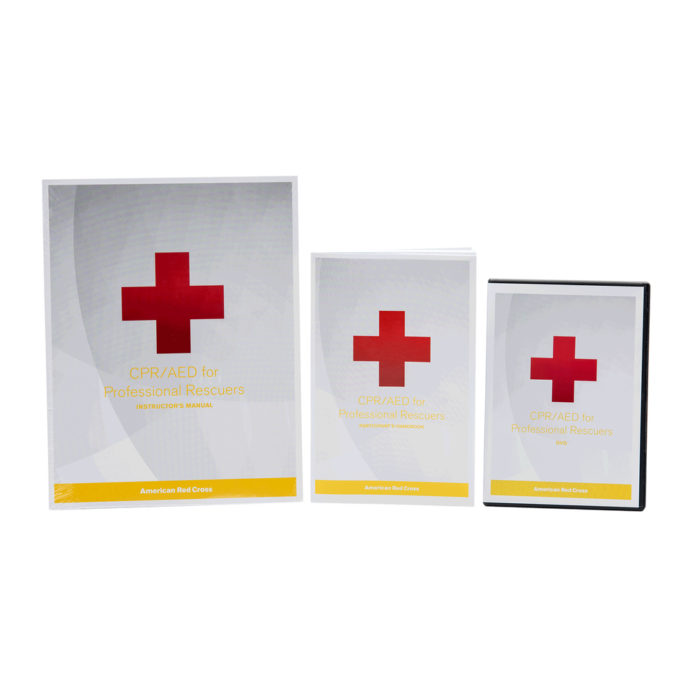 Cpraed for professional rescuers instructors kit red cross store cpraed for professional rescuers instructors kit cpraed for professional rescuers instructors kit cpraed for professional rescuers instructors kit xflitez Gallery