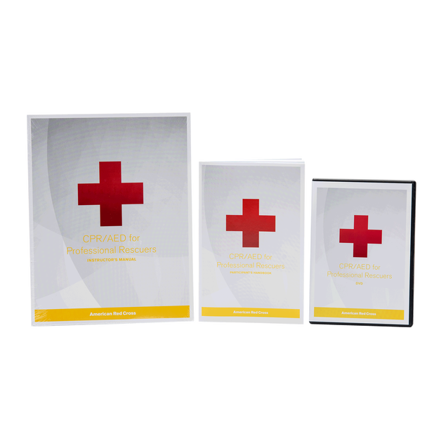CPR/AED for Professional Rescuers Instructors Kit
