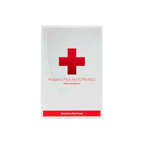 Pediatric First Aid/CPR/AED Ready Reference