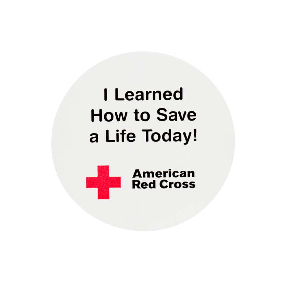 I learned how to save a life today stickers red cross store i learned how to save a life today stickers i learned how to save a life today stickers i learned how to save a life today stickers 1betcityfo Choice Image