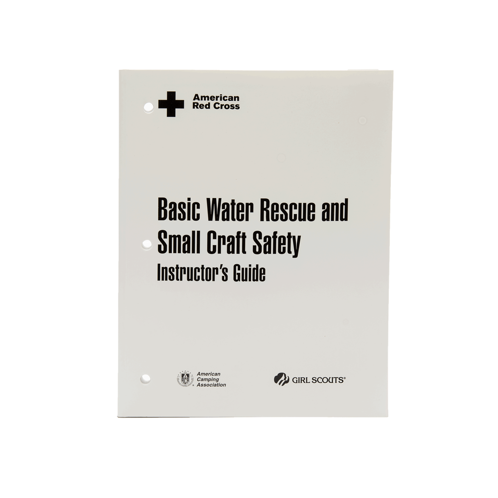 Basic water rescue and small craft safety instructors guide red basic water rescue and small craft safety instructors guide basic water rescue and small craft safety instructors guide basic water rescue and small craft xflitez Choice Image