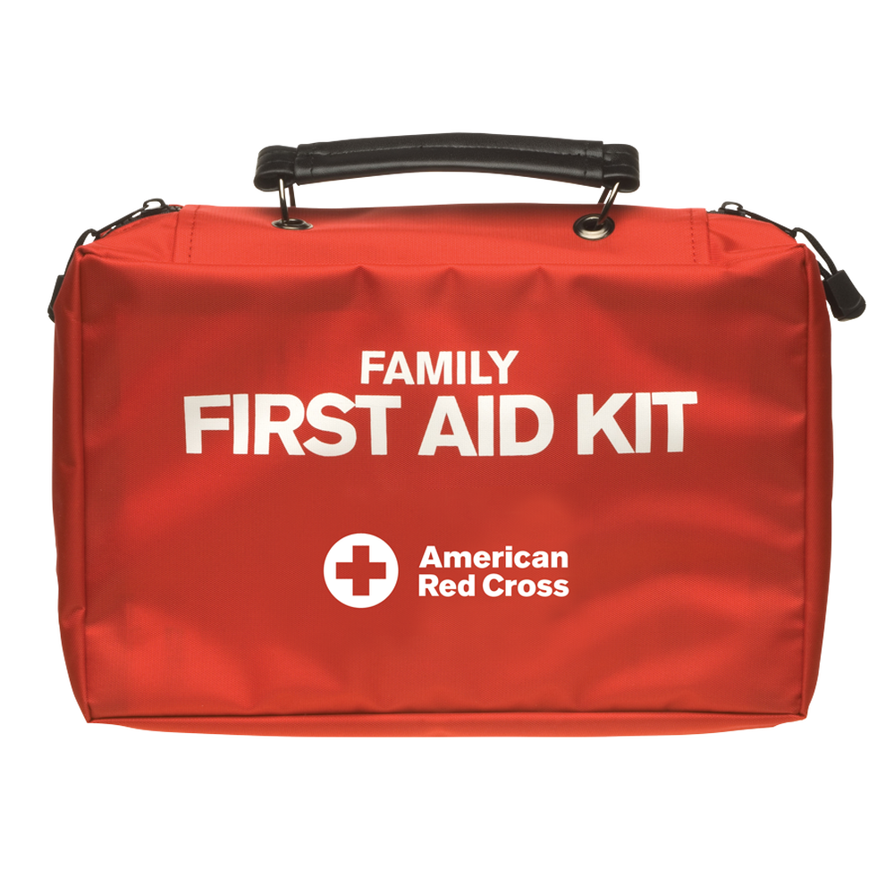 Deluxe Family First Aid Kit Red Cross Store
