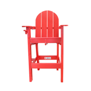 Red Cross LG 500 Plastic Lifeguard Chair