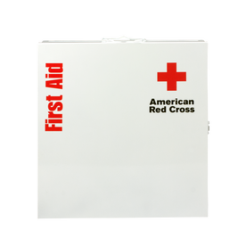 Large Workplace First Aid Kit with Metal Cabinet