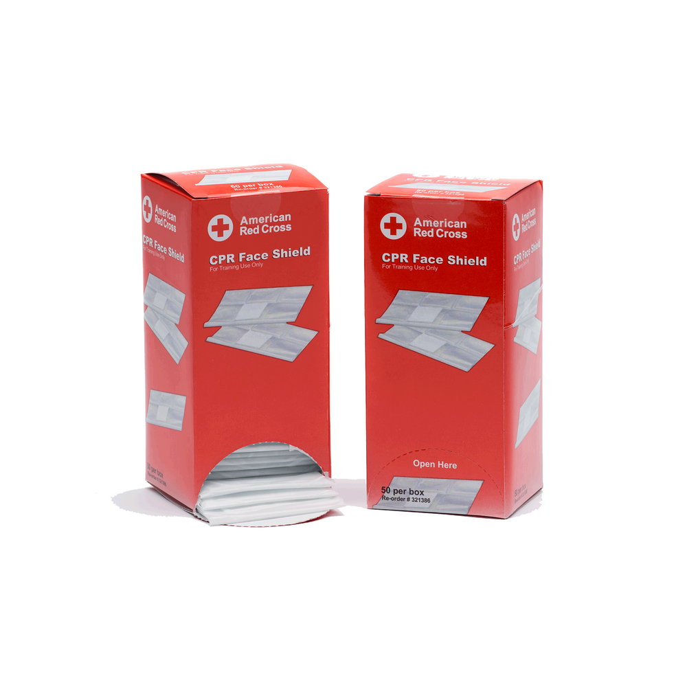 CPR Practi-Shields | Red Cross Store