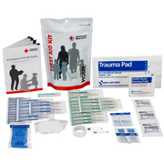 Home First Aid Zip Kit
