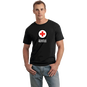 Unisex 100% Cotton Classic T-Shirt with American Red Cross Logo