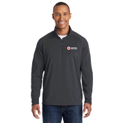 Men's Performance Sport Wick Half-Zip Pullover