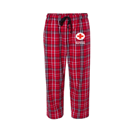 Flannel Pajamas with Pockets