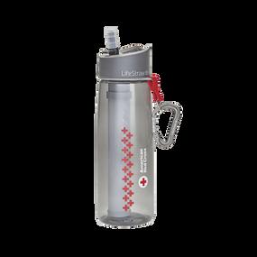 American Red Cross LifeStraw Go Filter Water Bottle