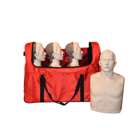 BigRed™ Adult CPR Manikin with LED Light CPR Feedback- 4 Pack