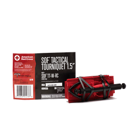 American Red Cross SOF Tactical Tourniquet by Tactical Medical Solutions