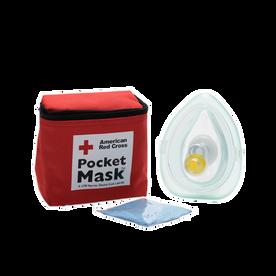 Laerdal Pocket Mask CPR Barrier - Soft Case