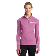 Women's Sports-Wick Half-Zip Pullover