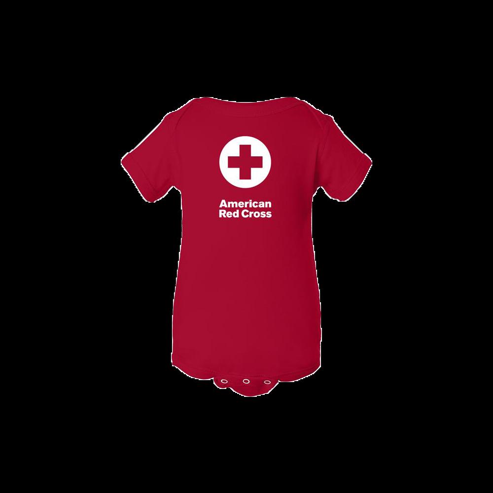 Uniseks Babykleding.Unisex Infant Baby Rib Bodysuit Red Cross Store