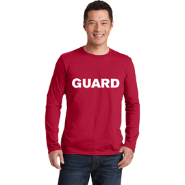 GUARD Long Sleeve T-Shirt