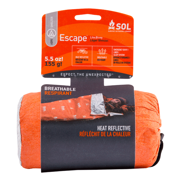 Survive Outdoors Longer Escape Lite Breathable Bivvy