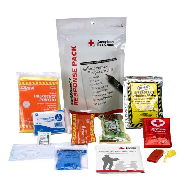 Emergency Response Zip Pack