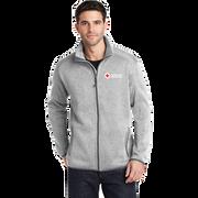 Men's Fleece Sweater Jacket
