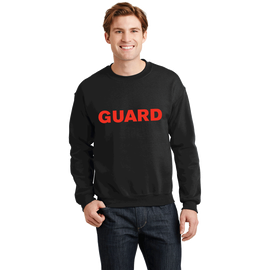 Unisex Crewneck Sweatshirt - GUARD