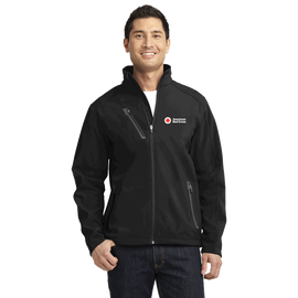 Men's Soft Shell Bonded Jacket