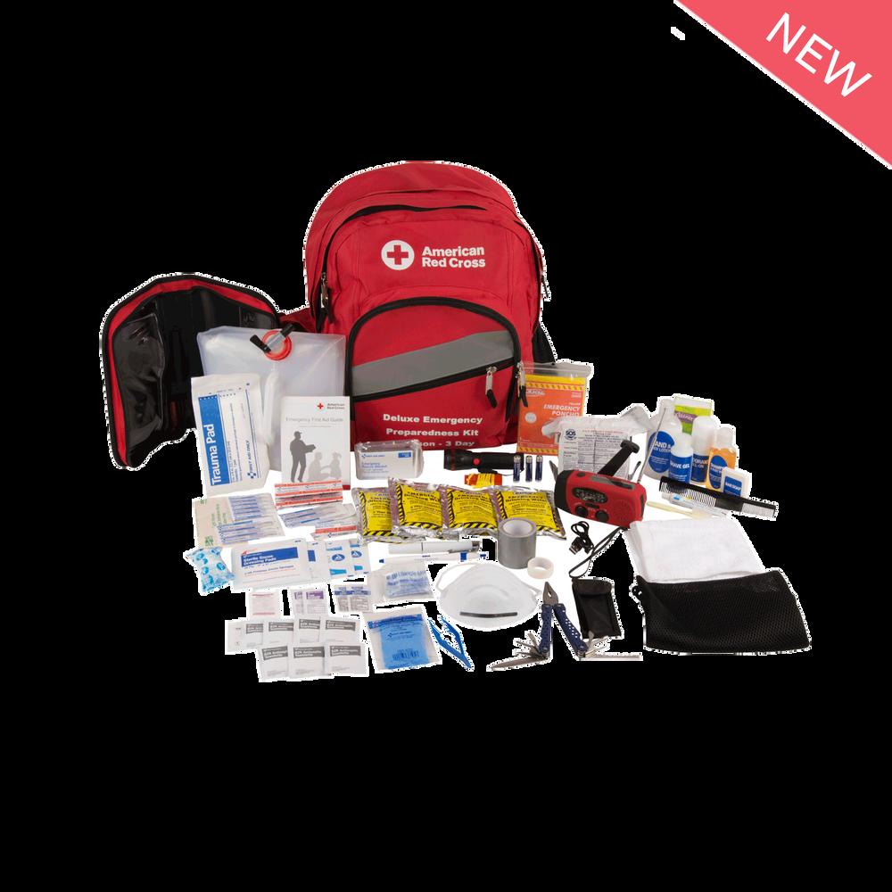 Deluxe 3 Day Emergency Preparedness Kit