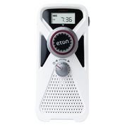 Red Cross FRX2WXW Eton Emergency Hand Crank Radio w/LED Flashlight