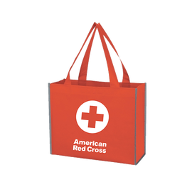Reflective Non-Woven Reusable Bag