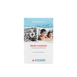 Swim Lessons Achievement Booklet Pk/50