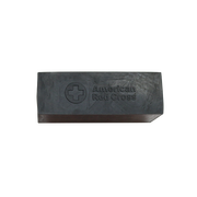Red Cross Rubber Diving Brick for Lifeguard Training