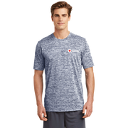Men's Sport-Tek PosiCharge Electric Heather Sporty T-Shirt