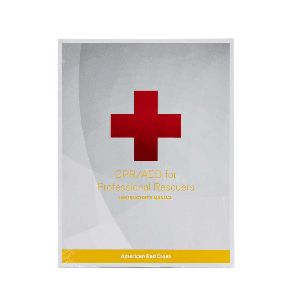 Cpraed for professional rescuers instructors manual red cross cpraed for professional rescuers instructors manual cpraed for professional rescuers instructors manual cpraed for professional rescuers instructors xflitez Choice Image