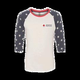 Eco-Jersey Baseball Style Raglan T-Shirt