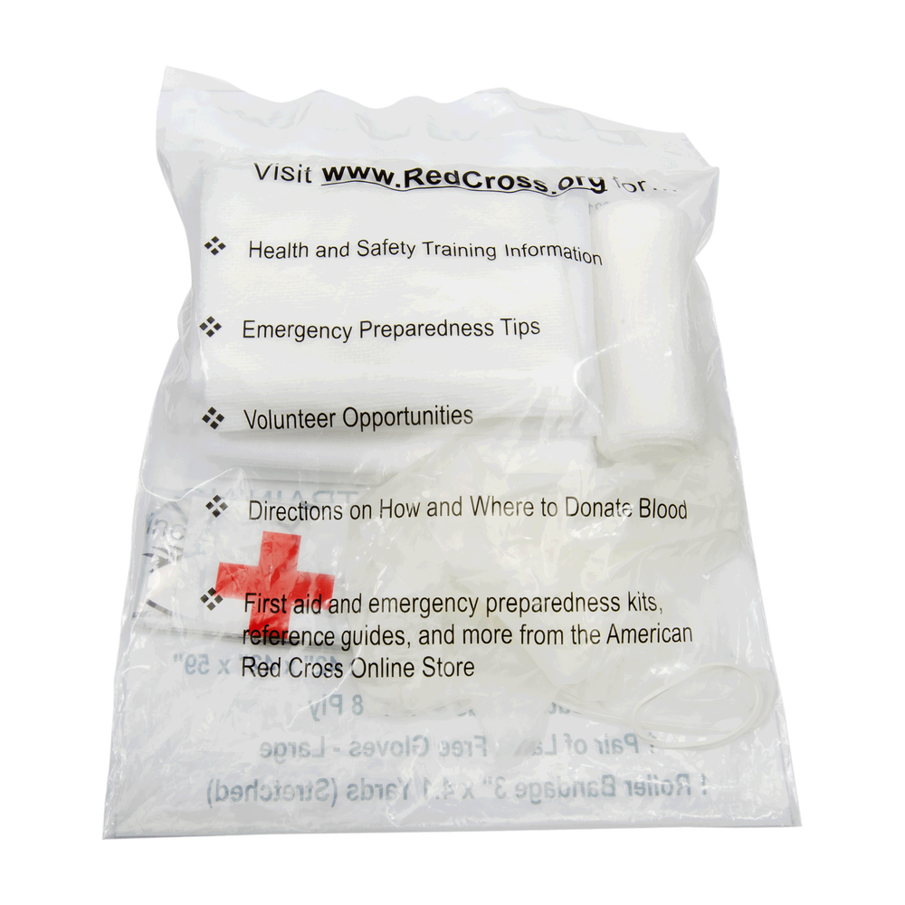 First Aid And Cpr Combination Training Kit Pk10 Red Cross Store
