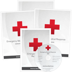 Emergency Medical Response Deluxe Instructor Kit, (EA) Rev. 12/17