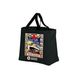 Day Tote with Jr. BOAT poster