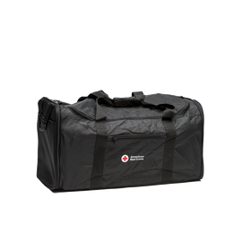 AED Training Device Expandable Duffel Bag