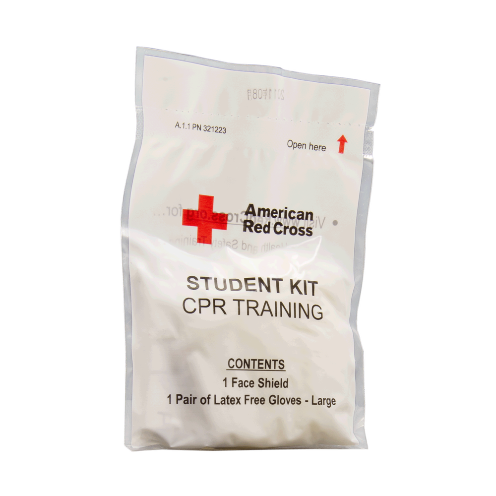 Cpr Student Training Kit Pk10 Red Cross Store