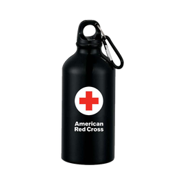 American Red Cross Aluminum Water Bottle
