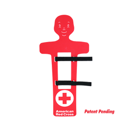 Red Cross Infant/Toddler Passive Drowning Victim Silhouette