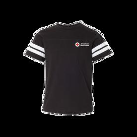 Unisex Kid's Football Style Jersey T-Shirt