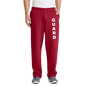 Unisex Fleece Sweatpant with Pockets - GUARD Print