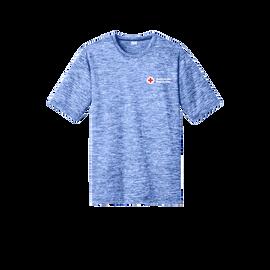 Sport-Tek PosiCharge Electric Heather T-Shirt