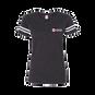 Women's V-Neck Football Style Jersey T-Shirt