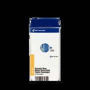 Knuckle Visible Blue Metal Detectable Bandage