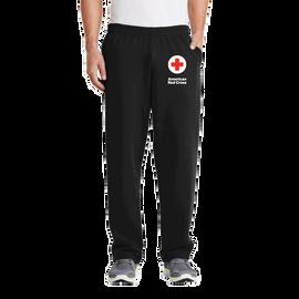 Fleece Sweatpants with Pockets